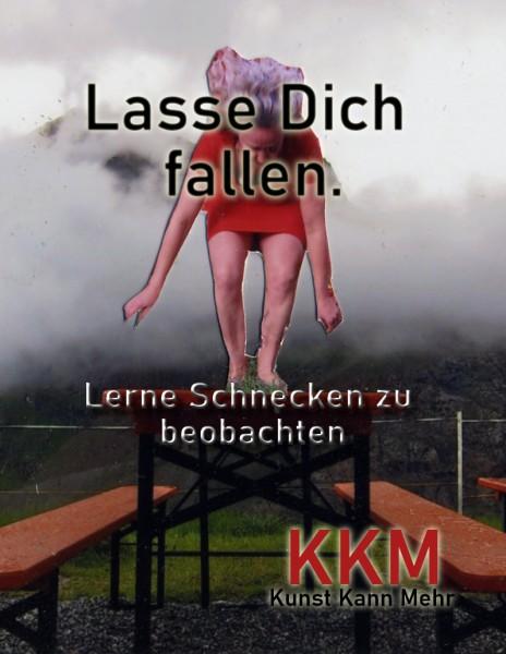 Wahlcollage April 20 Lasse Dich fallen